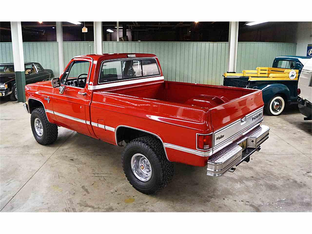 Large Picture of '86 Chevrolet Silverado located in Canton Ohio - $21,500.00 - M6LJ