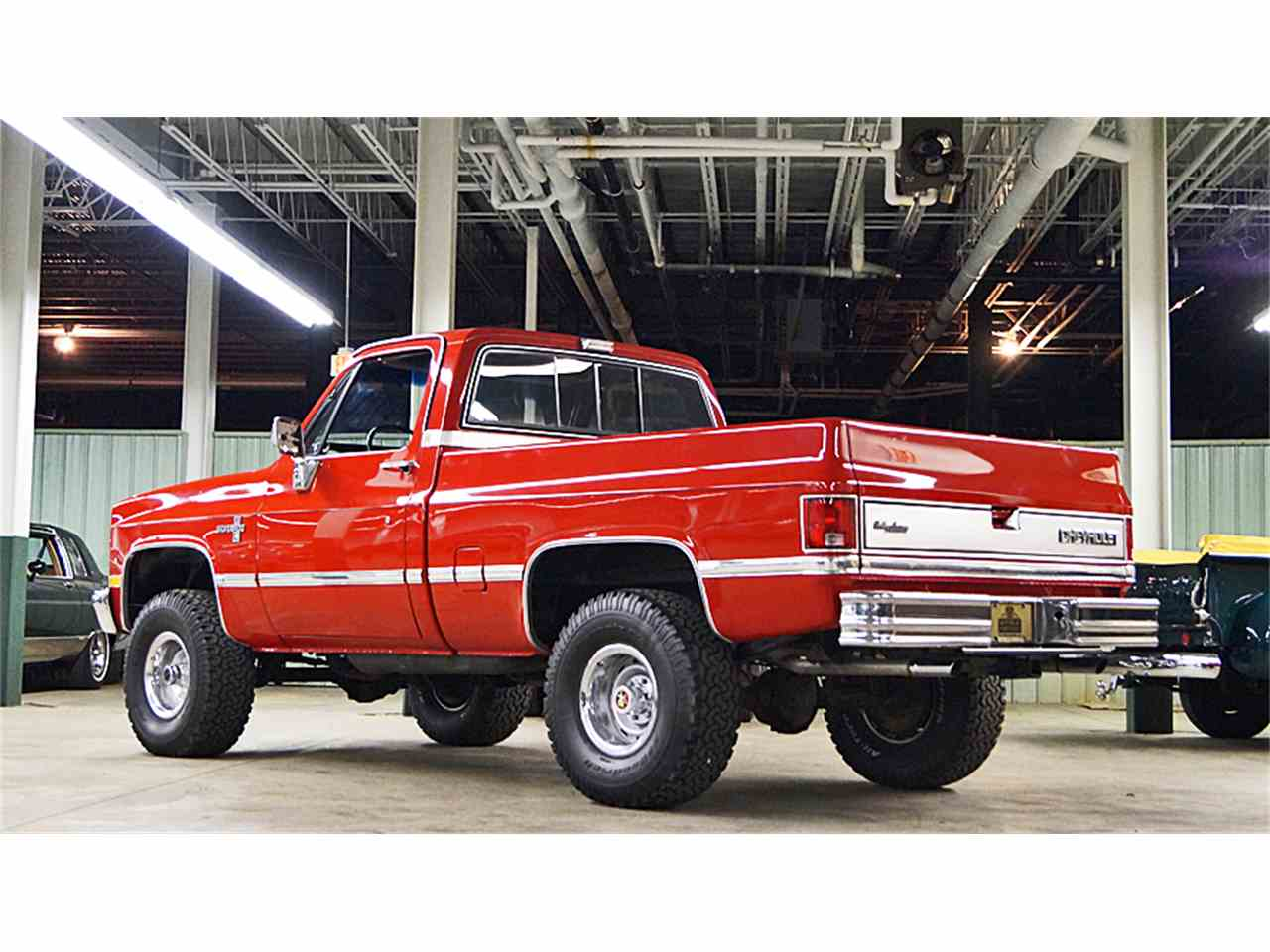 Large Picture of 1986 Chevrolet Silverado located in Canton Ohio - M6LJ