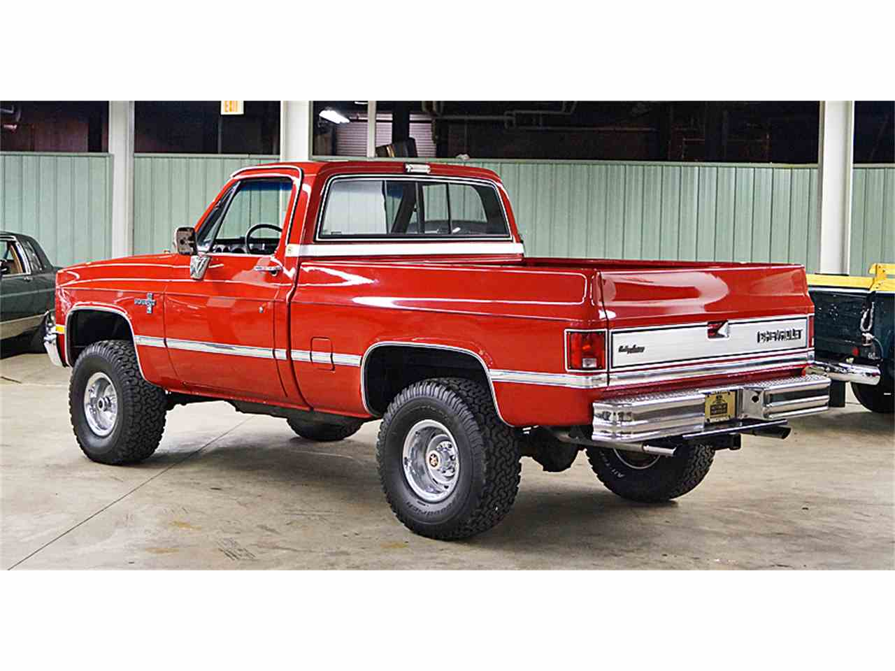 Large Picture of 1986 Silverado located in Canton Ohio Offered by Motorcar Portfolio - M6LJ