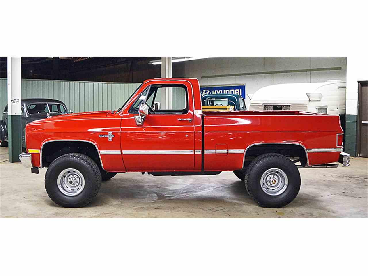 Large Picture of '86 Silverado - $21,500.00 - M6LJ