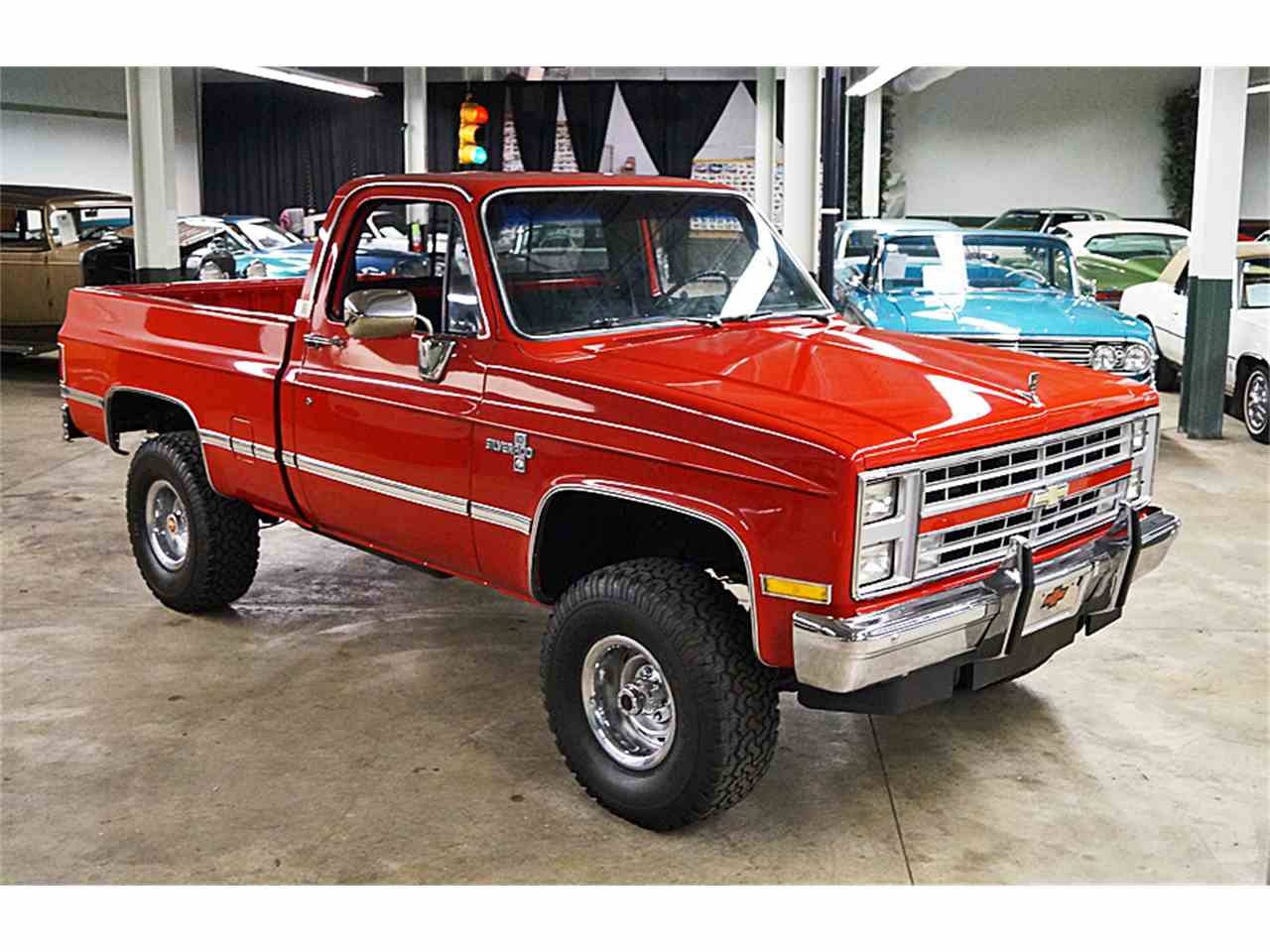 1986 Chevrolet Silverado For Sale