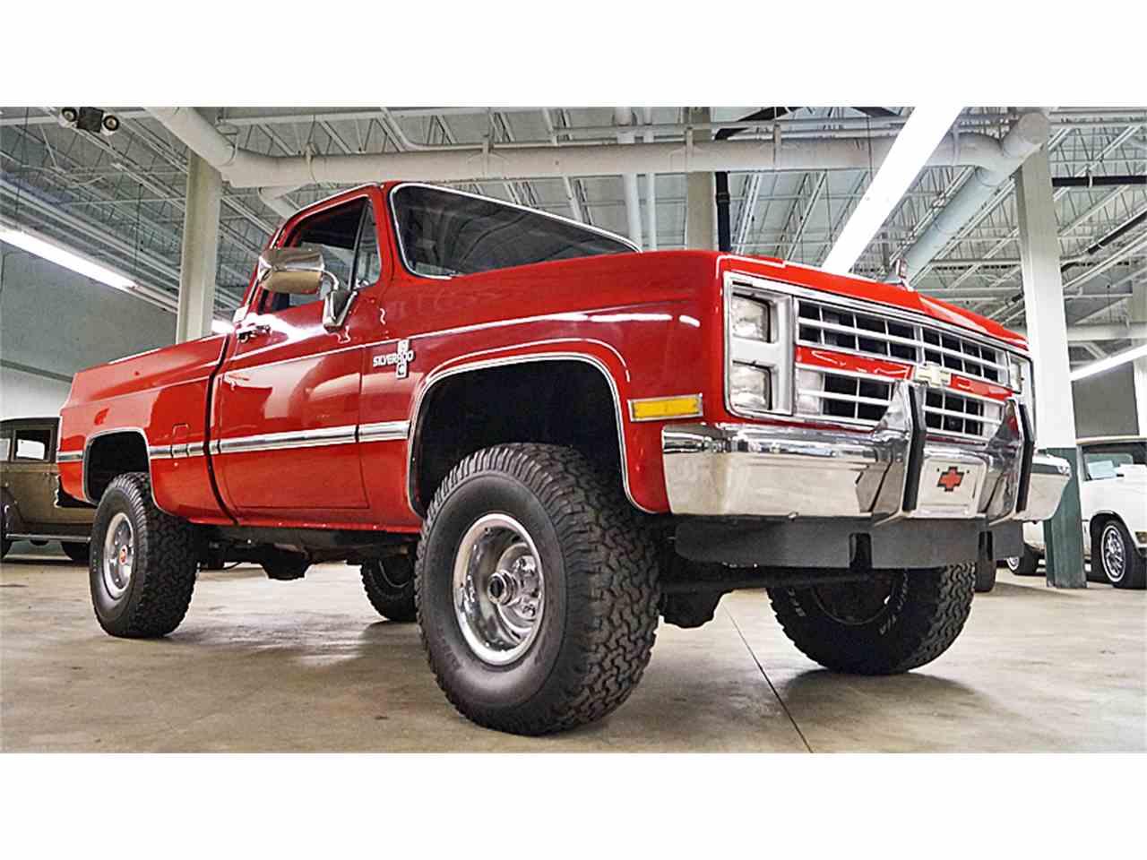 Large Picture of 1986 Silverado - $21,500.00 - M6LJ