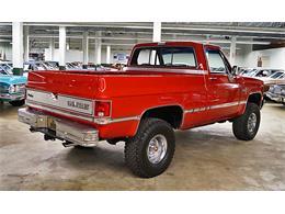 Picture of 1986 Chevrolet Silverado - $21,500.00 Offered by Motorcar Portfolio - M6LJ