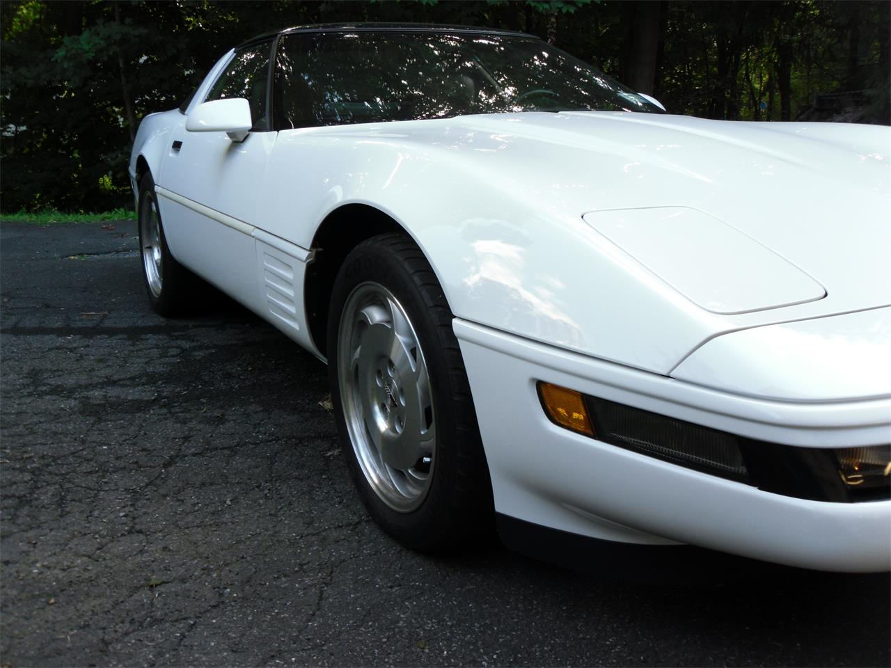 Large Picture of '93 Corvette - M2SI