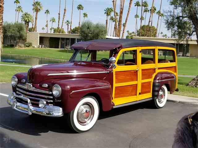 Picture of '47 Woody Wagon - M6M0