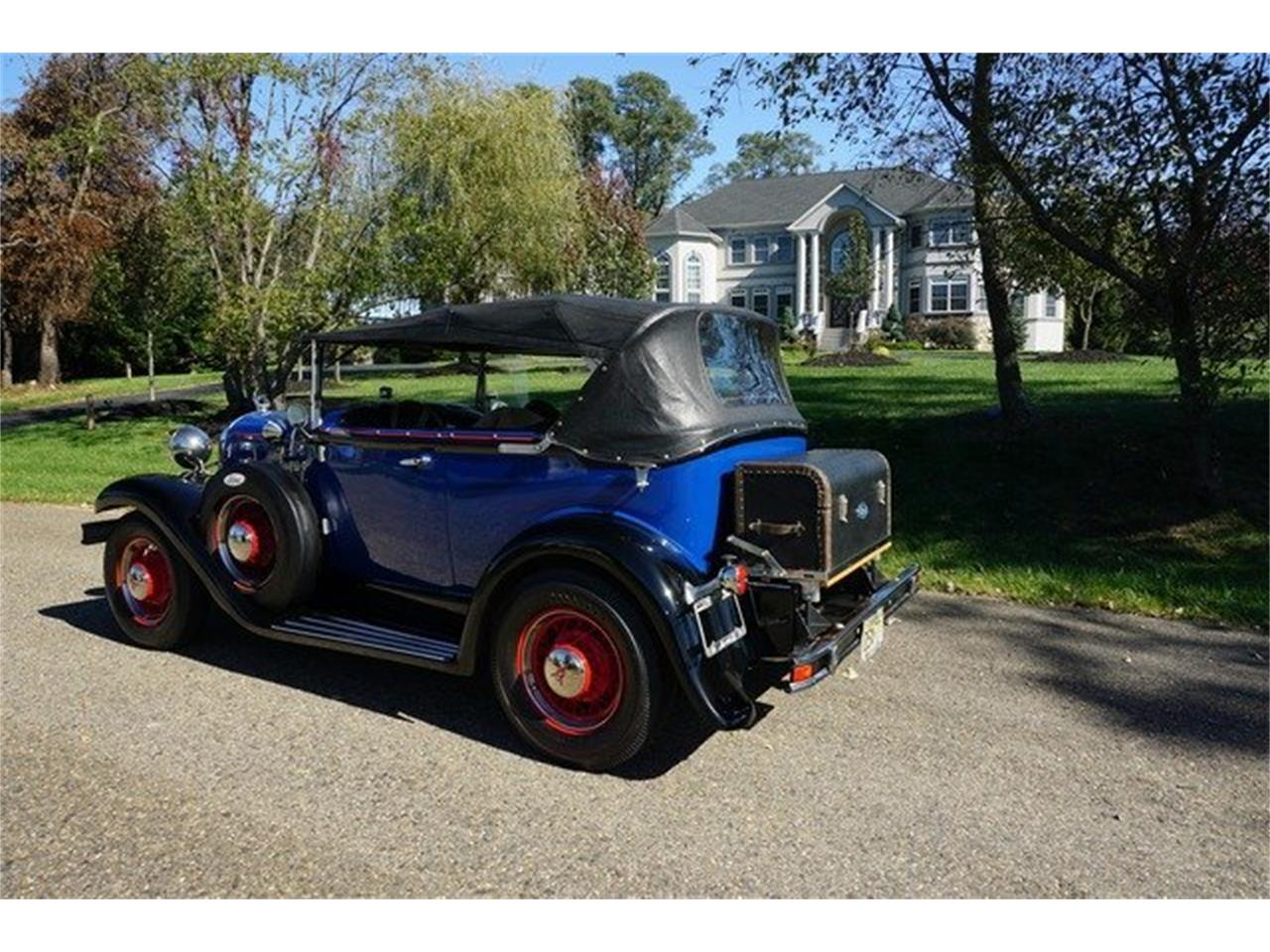Large Picture of '32 Model A Replica - M6MB