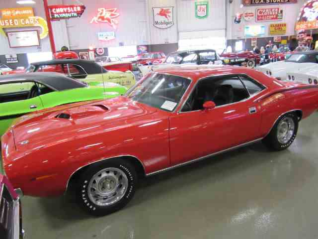 Picture of '70 Cuda - M6MF