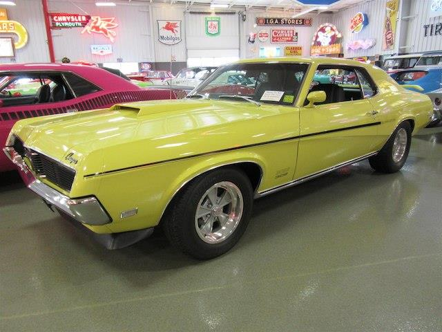 Picture of '69 Cougar - M6MG