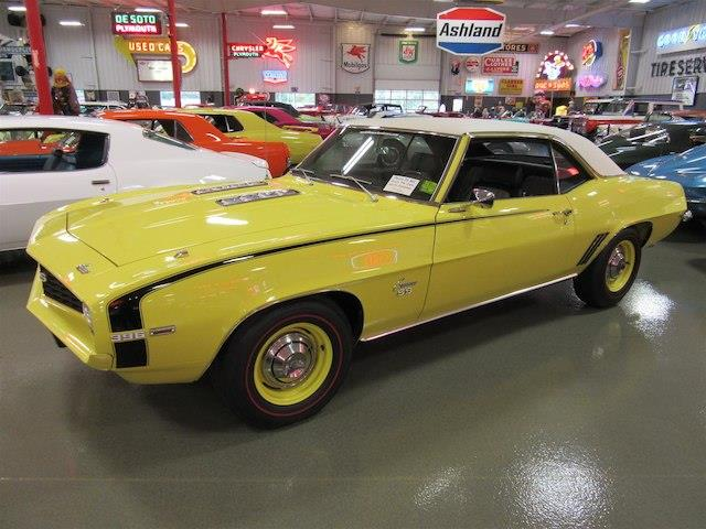 Picture of '69 Camaro - M6MJ