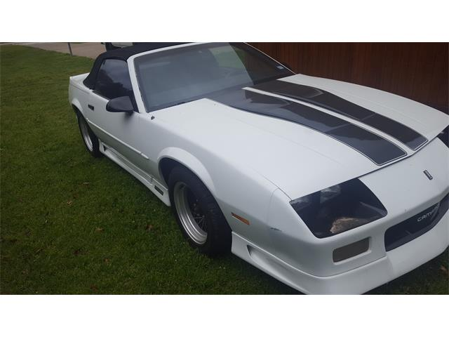 Picture of '92 Camaro RS - M6N6