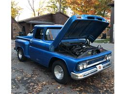 Picture of Classic '61 Chevrolet Apache located in Kent City Michigan Offered by a Private Seller - M6NA