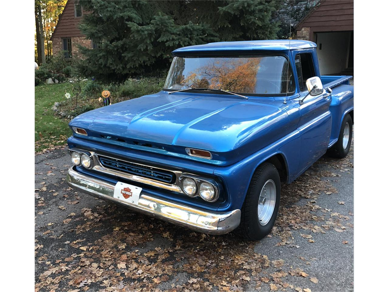 Large Picture of 1961 Apache located in Kent City Michigan - $17,900.00 - M6NA