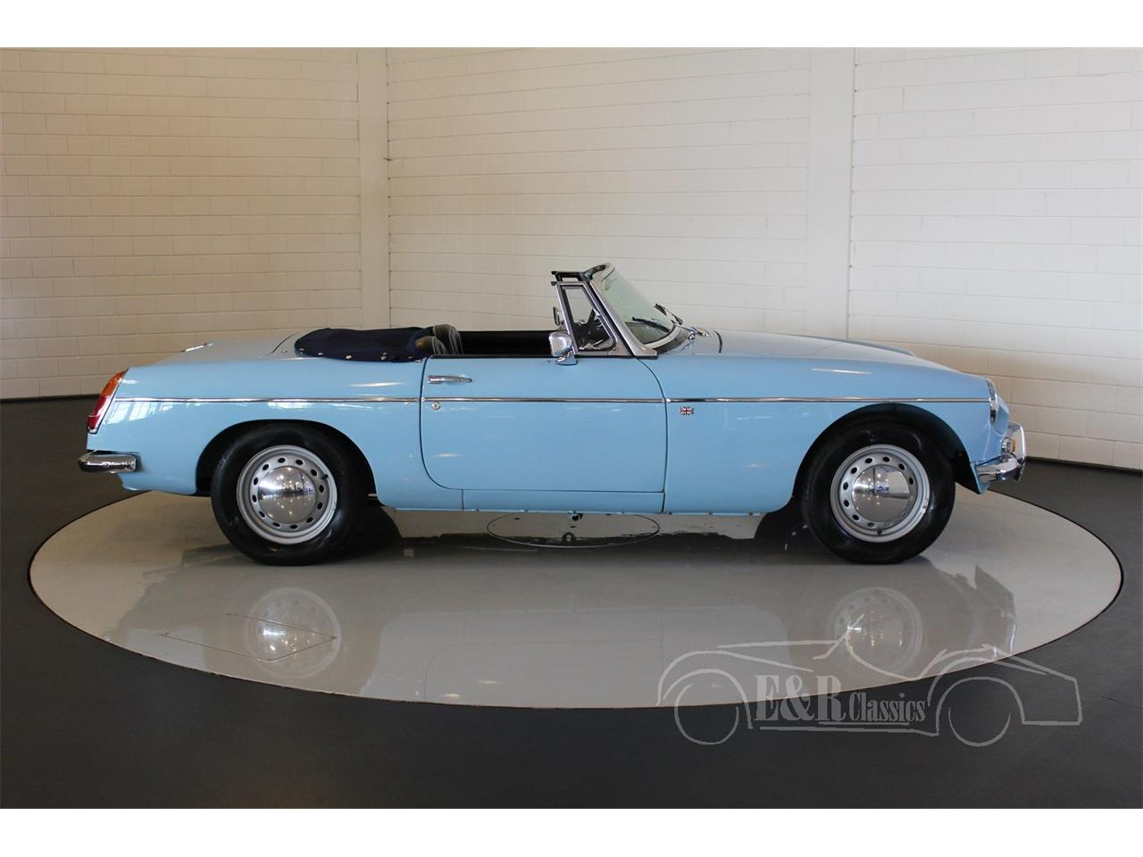Large Picture of '64 MGB - M6NC