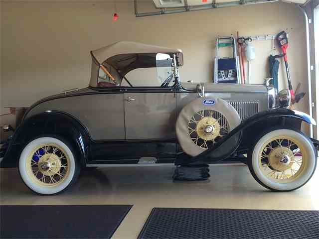 Picture of Classic 1930 Model A - M6NQ