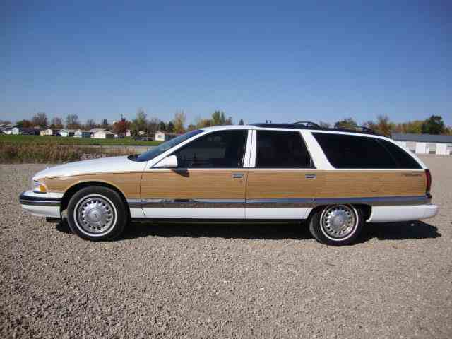 Picture of '95 Buick Roadmaster - M6NT