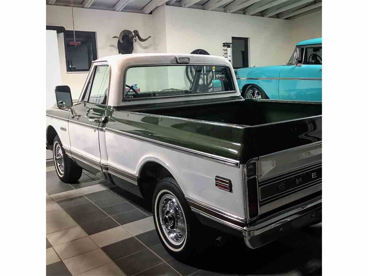 Large Picture of 1972 C10 - M6NX