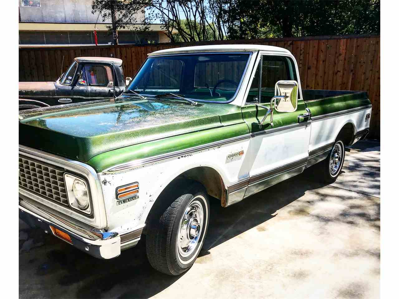 Large Picture of Classic 1972 C10 located in Texas - $16,000.00 Offered by a Private Seller - M6NX