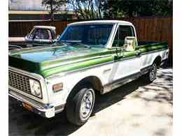 Picture of 1972 Chevrolet C10 located in Texas - M6NX