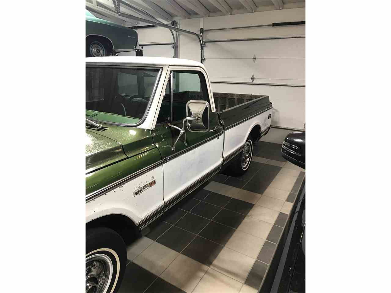 Large Picture of Classic '72 Chevrolet C10 located in Texas - $16,000.00 Offered by a Private Seller - M6NX