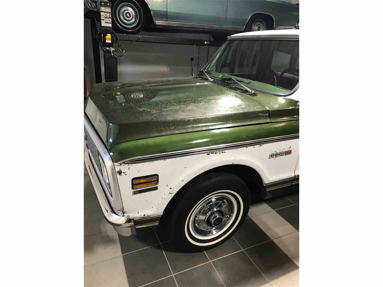 Large Picture of Classic '72 Chevrolet C10 located in Texas - M6NX
