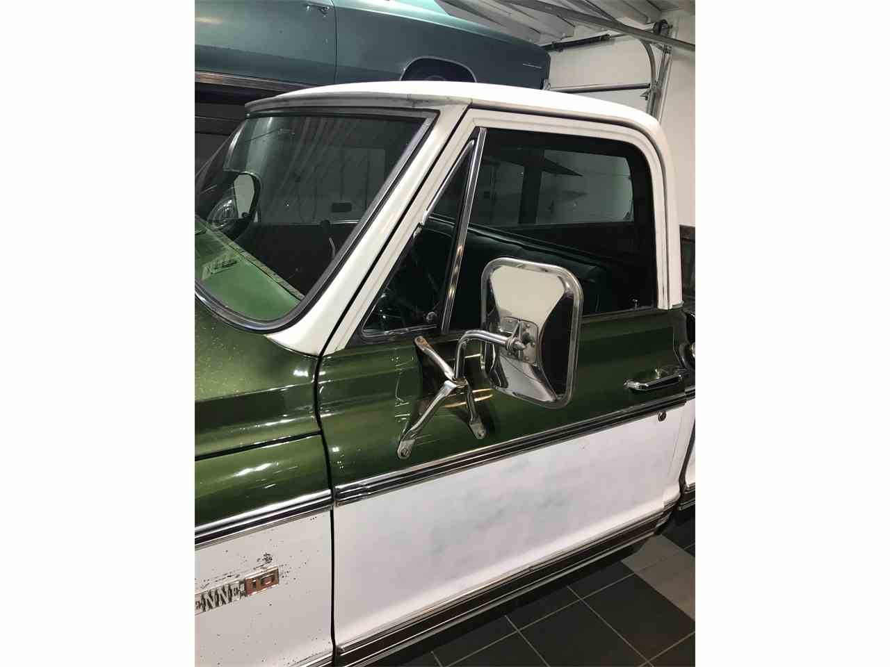 Large Picture of Classic 1972 C10 located in Texas Offered by a Private Seller - M6NX