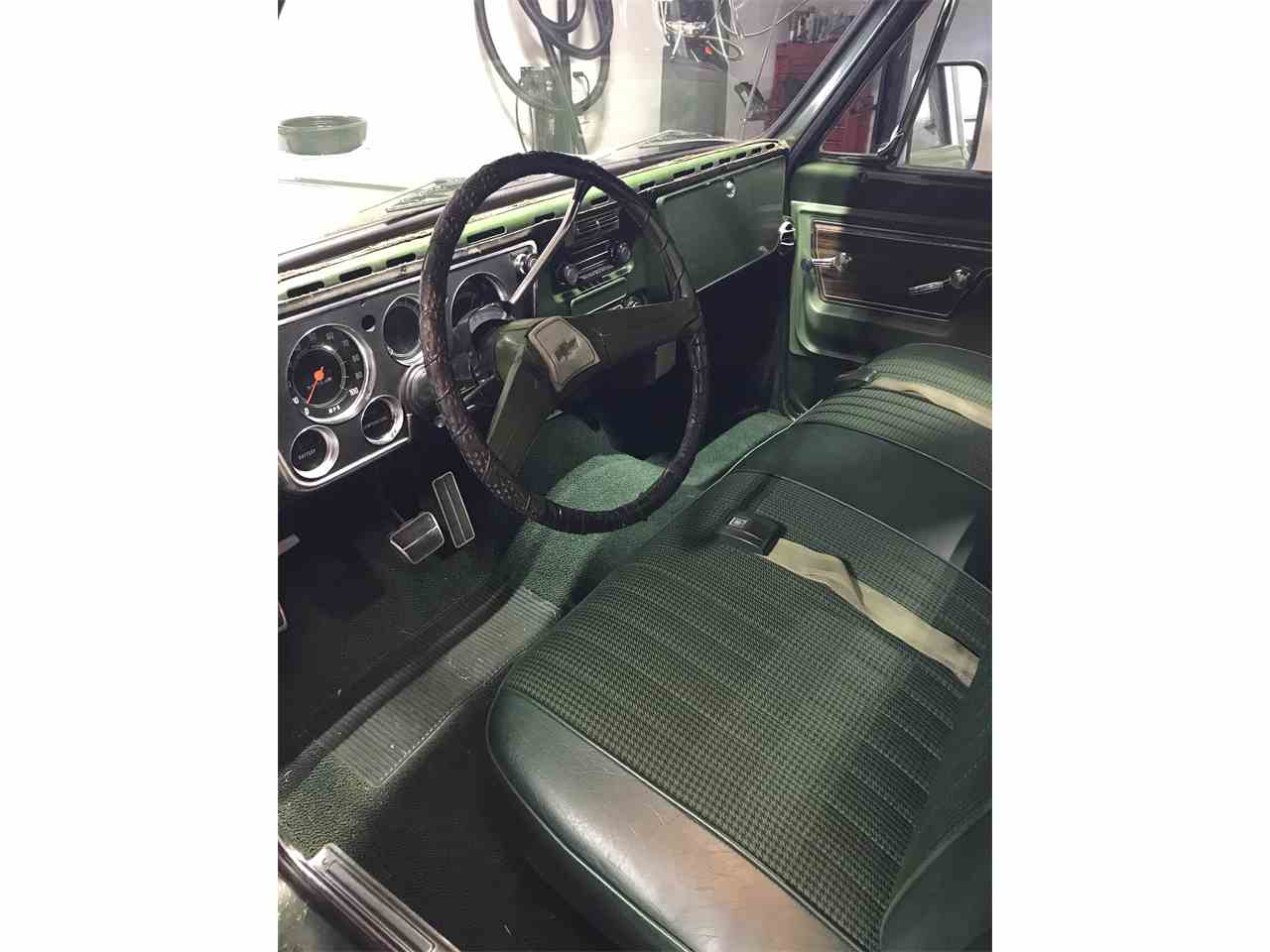 Large Picture of Classic 1972 C10 located in Dallas Texas - M6NX