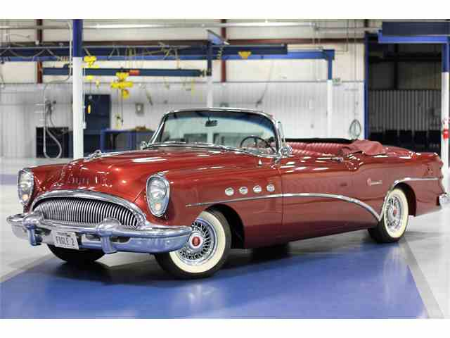 Picture of '54 Buick Roadmaster - $169,900.00 Offered by  - M6O4