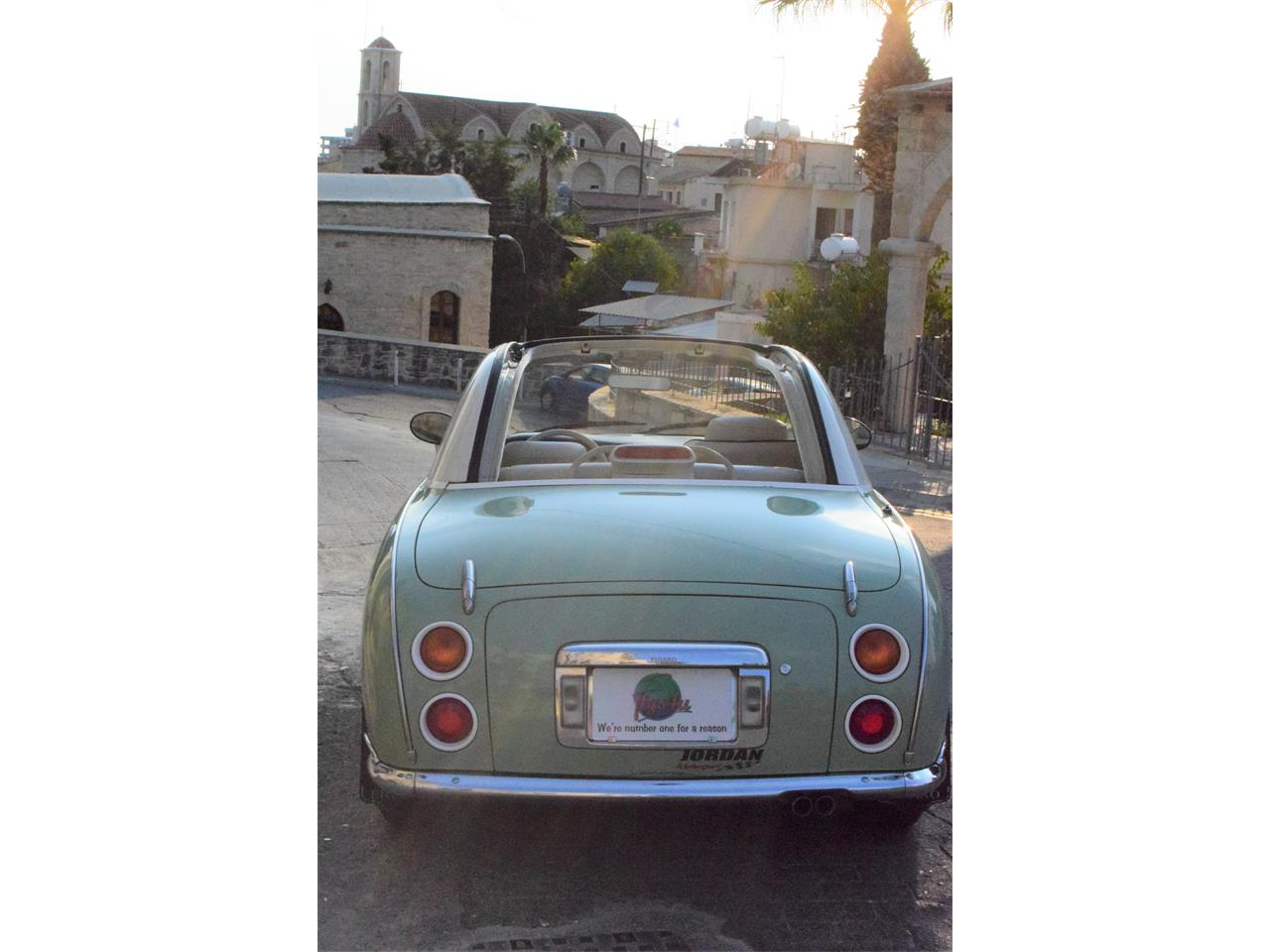 Large Picture of '91 Nissan Figaro located in Limassol Limassol Offered by Figs4U - M6O9