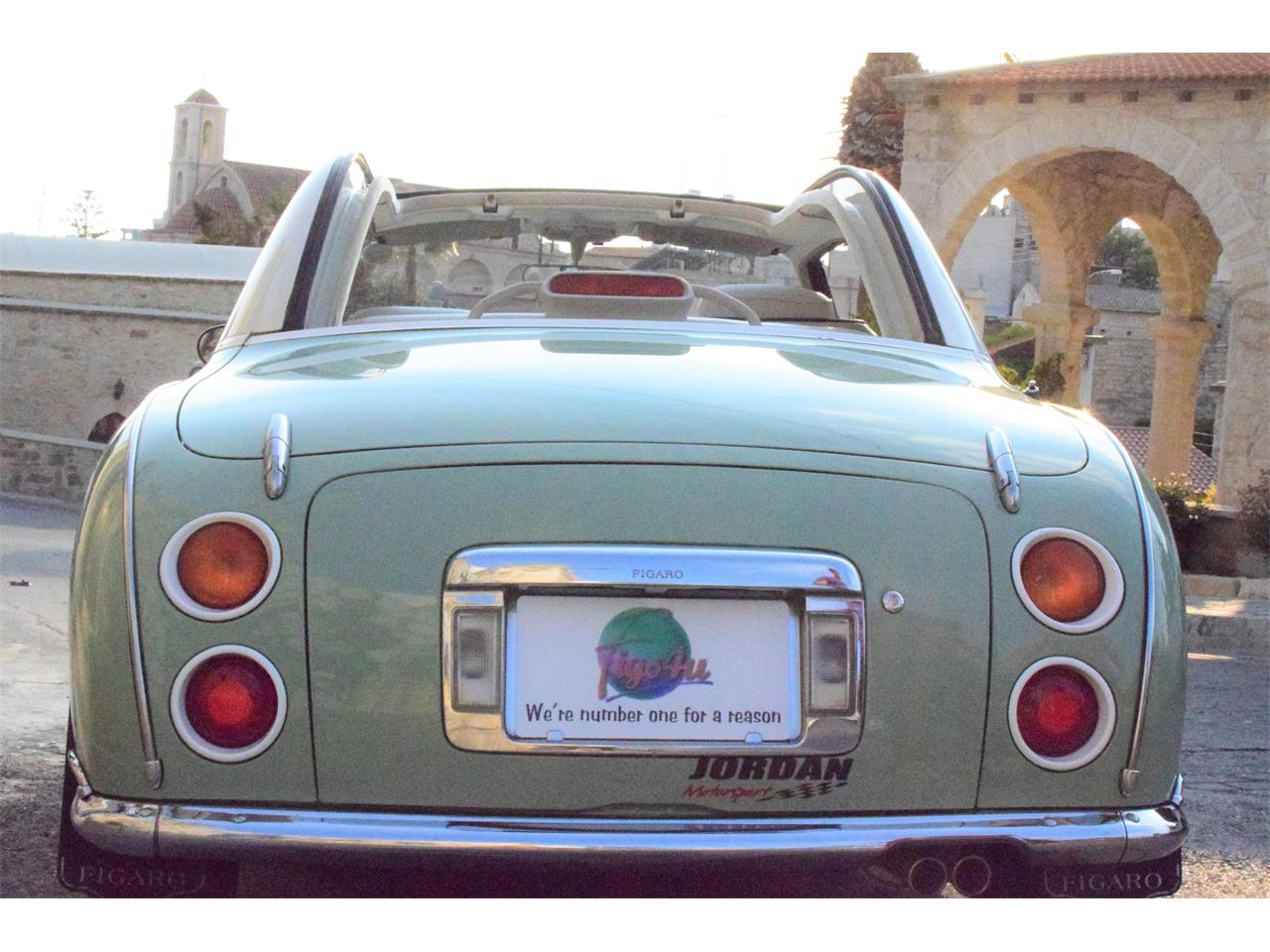 Large Picture of 1991 Nissan Figaro located in Limassol Limassol - M6O9
