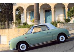 Picture of 1991 Nissan Figaro Offered by Figs4U - M6O9