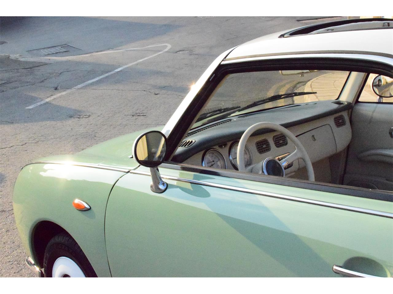 Large Picture of 1991 Nissan Figaro located in Limassol - M6O9