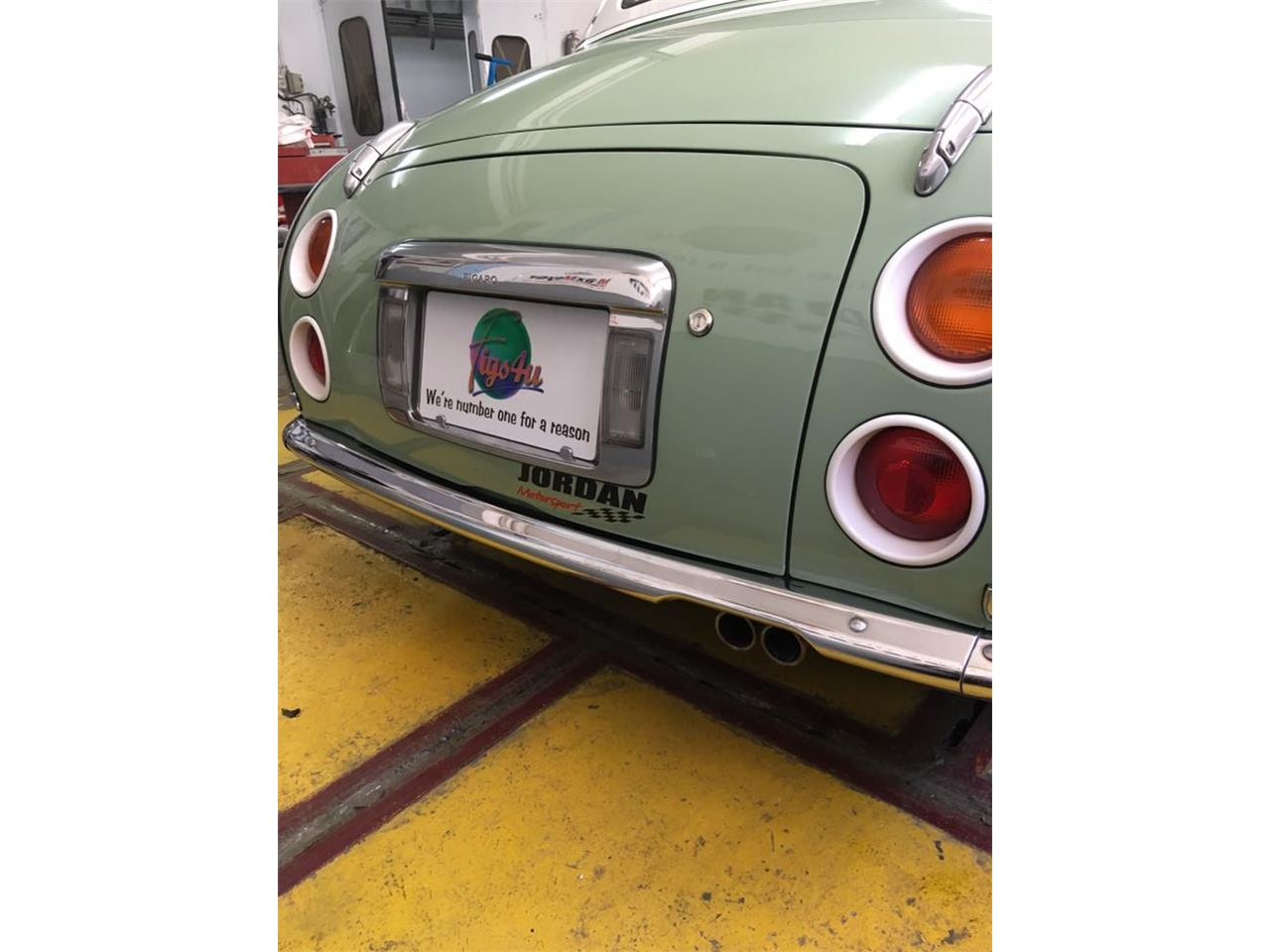 Large Picture of '91 Nissan Figaro located in Limassol Limassol - $29,995.00 Offered by Figs4U - M6O9