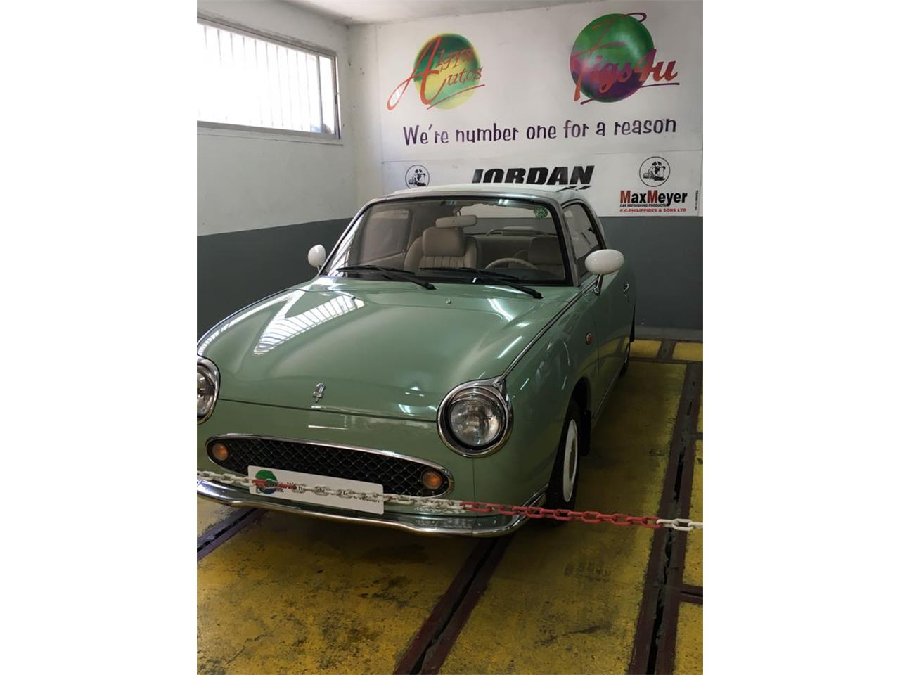 Large Picture of '91 Figaro - M6O9