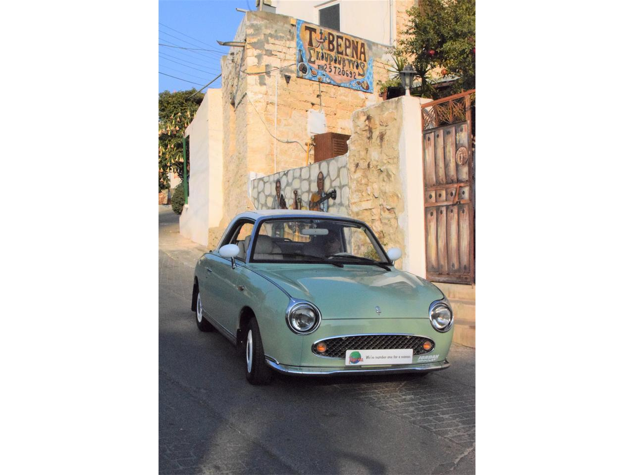 Large Picture of 1991 Nissan Figaro located in Limassol - $29,995.00 - M6O9