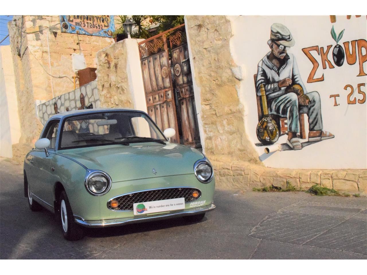 Large Picture of 1991 Figaro - M6O9