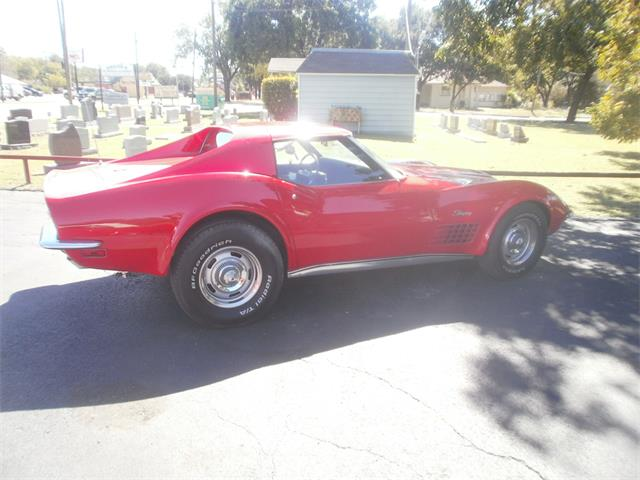 Picture of '71 Corvette - M6OA