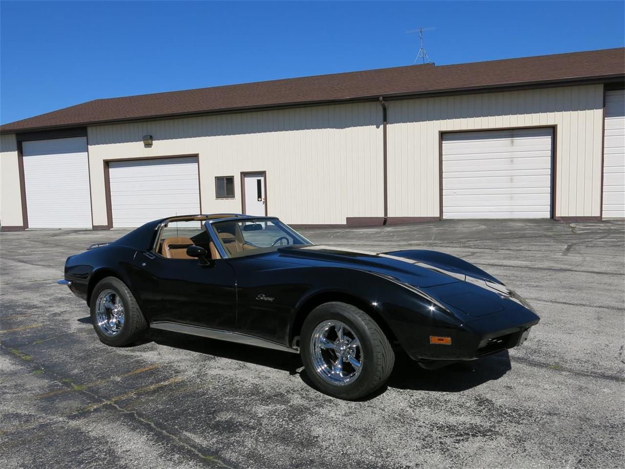 Large Picture of '73 Corvette - M6OE