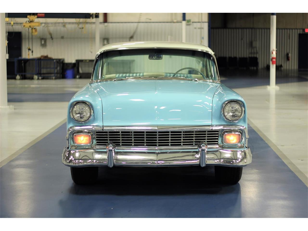Large Picture of Classic '56 Chevrolet Bel Air - $59,900.00 - M6ON