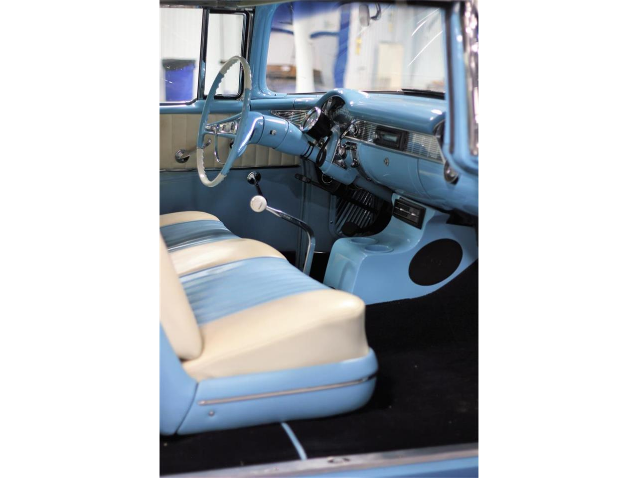 Large Picture of Classic '56 Chevrolet Bel Air - M6ON