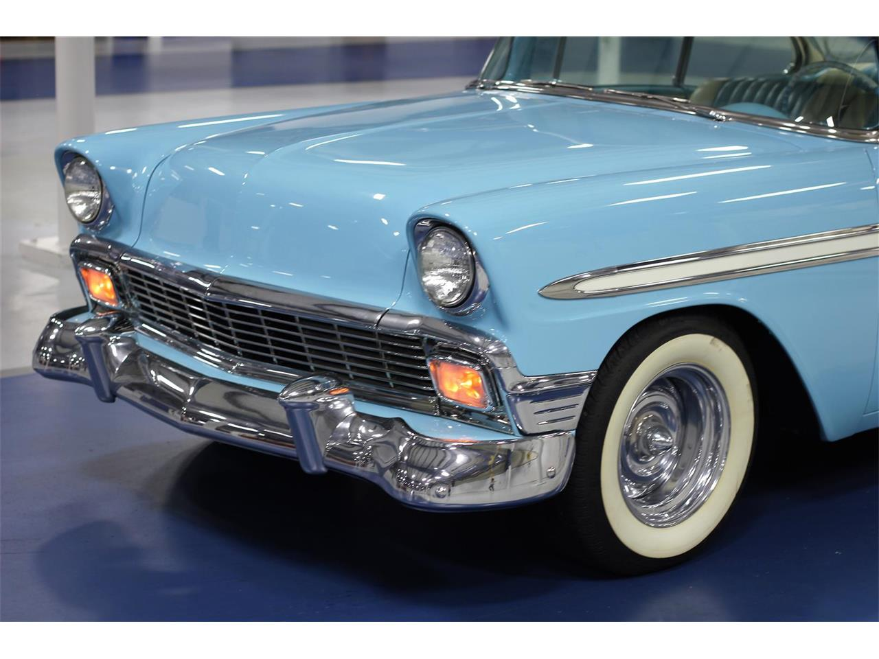 Large Picture of 1956 Bel Air located in Texas - M6ON