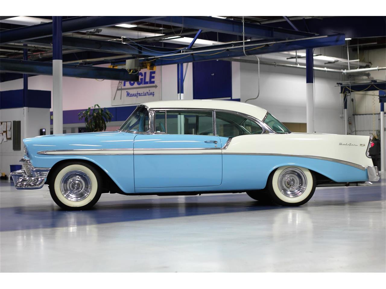 Large Picture of Classic '56 Bel Air - $59,900.00 Offered by Texas Trucks and Classics - M6ON