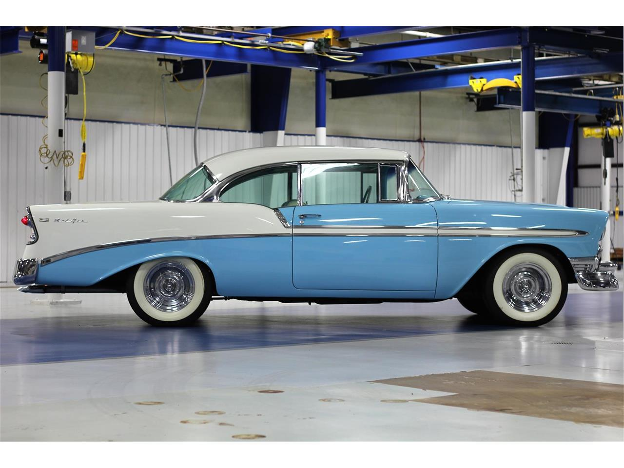 Large Picture of '56 Chevrolet Bel Air - $59,900.00 - M6ON