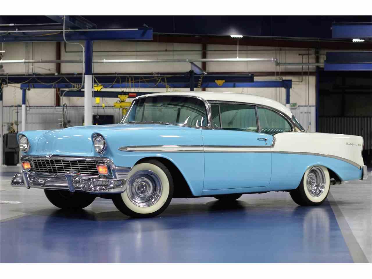 1956 Chevrolet Bel Air for Sale | ClicCars.com | CC-1035095