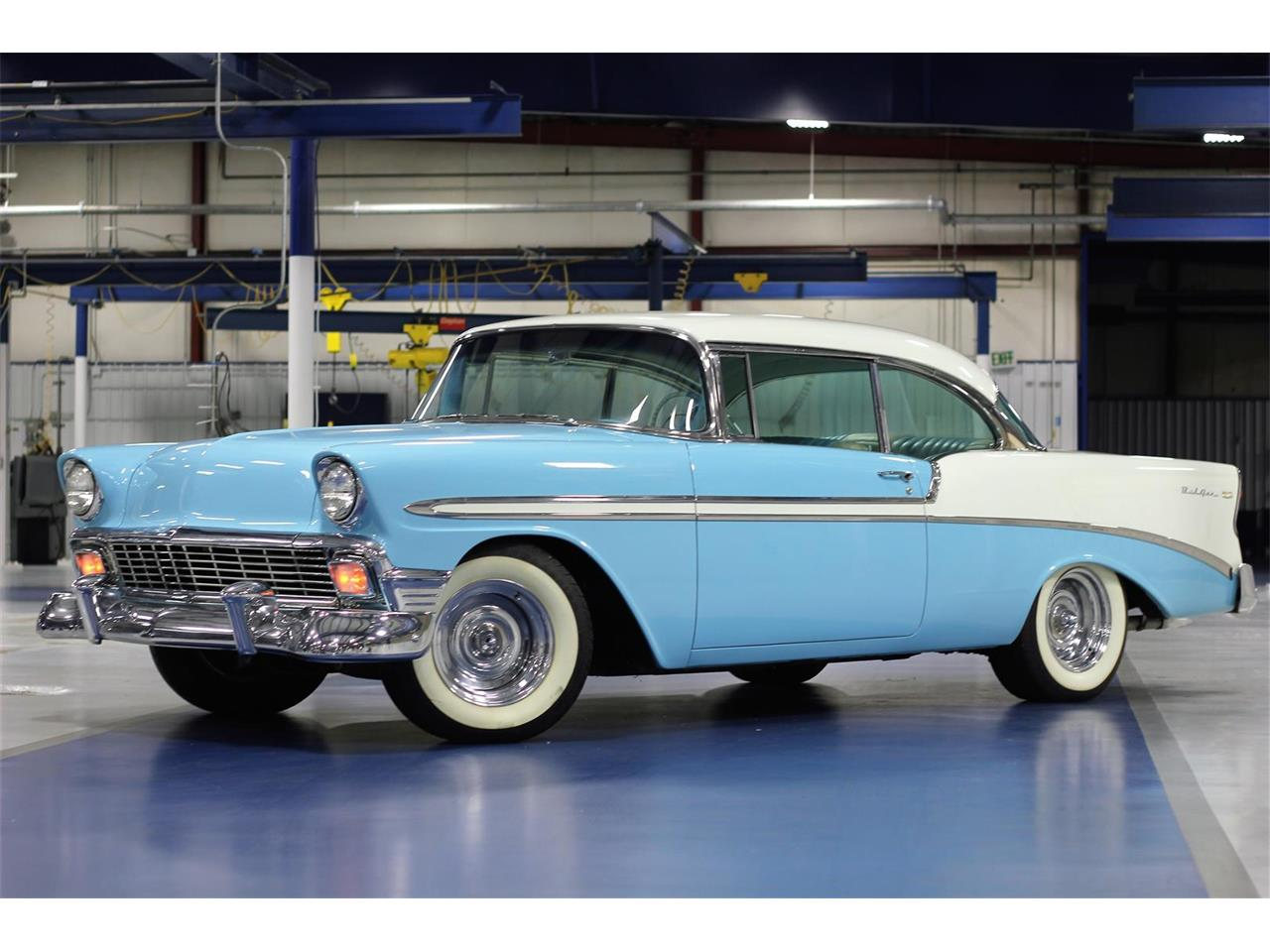 Large Picture of 1956 Chevrolet Bel Air located in Texas - M6ON