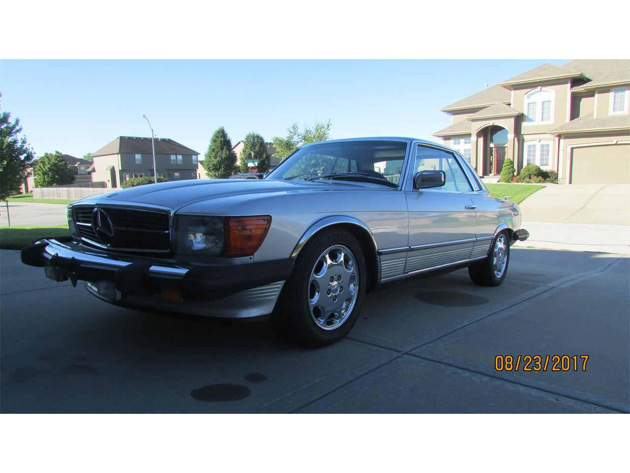 Large Picture of '79 Mercedes-Benz SL-Class - M6OQ