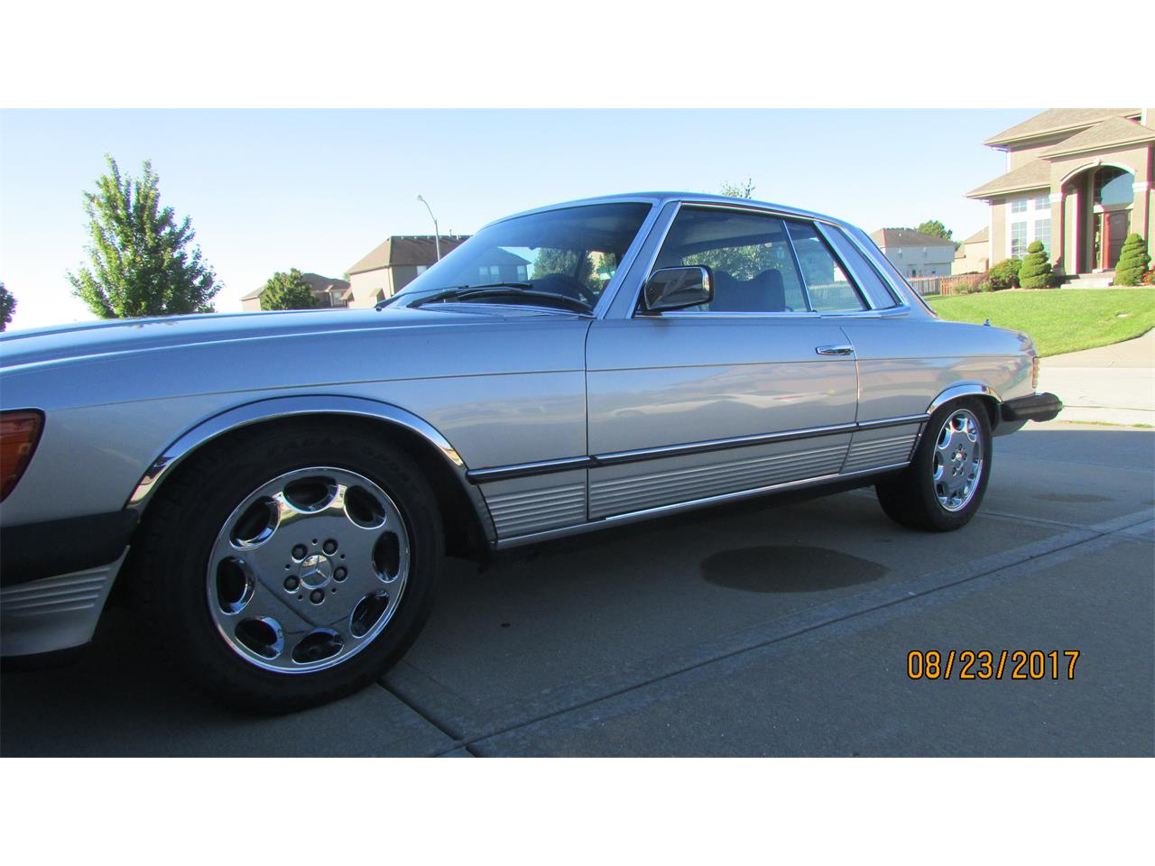 Large Picture of '79 Mercedes-Benz SL-Class located in Lees Summit Missouri - M6OQ