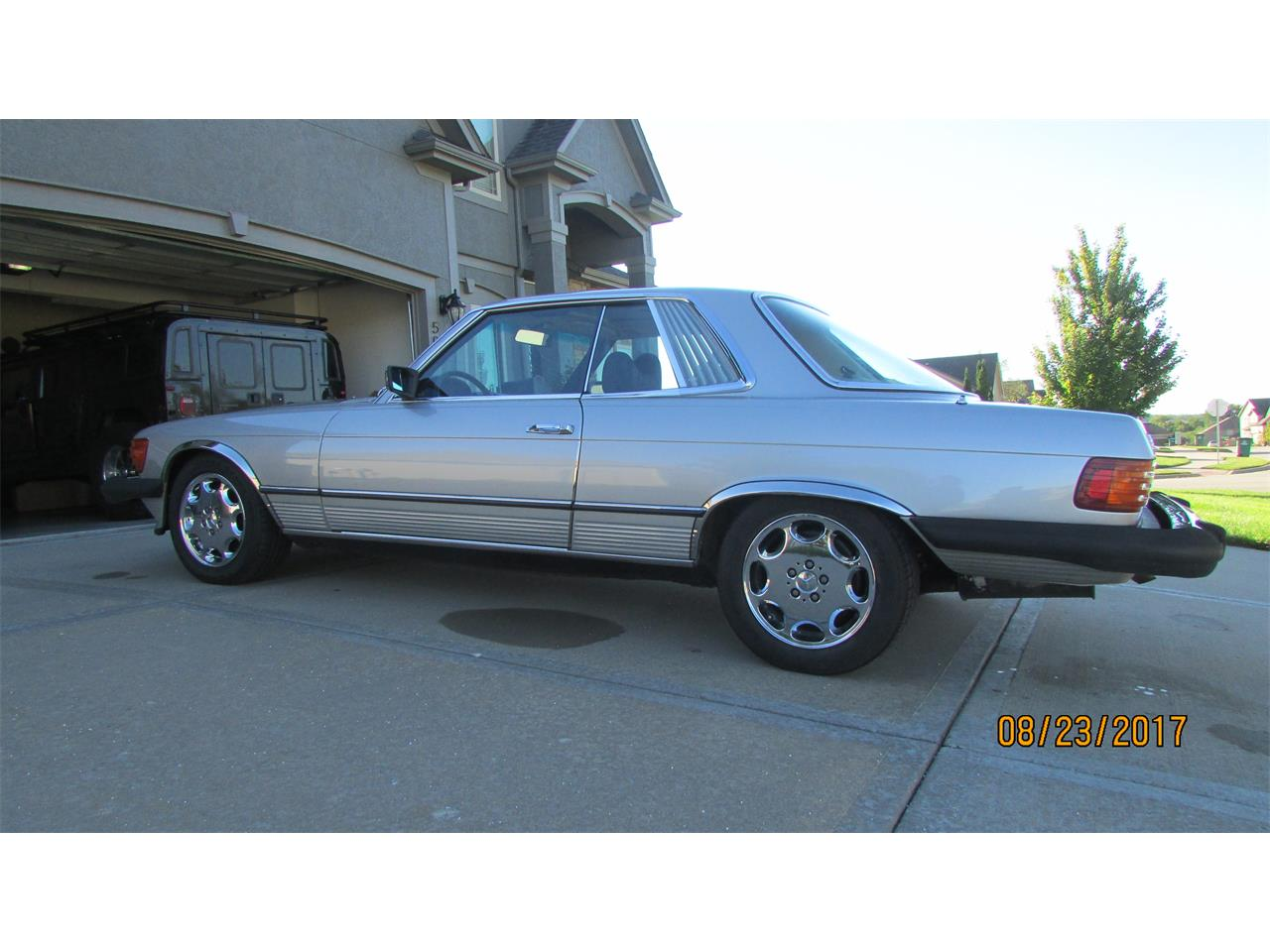 Large Picture of '79 SL-Class located in Missouri - $16,900.00 Offered by a Private Seller - M6OQ