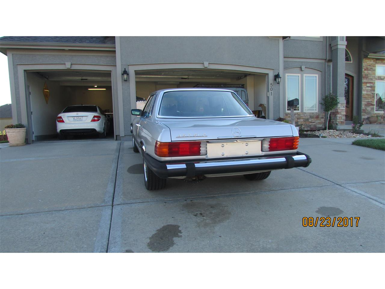 Large Picture of 1979 Mercedes-Benz SL-Class - M6OQ