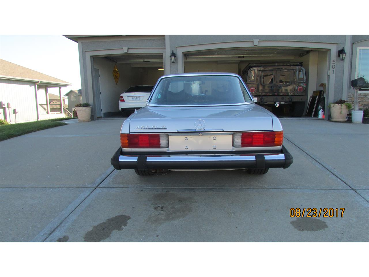 Large Picture of 1979 Mercedes-Benz SL-Class Offered by a Private Seller - M6OQ