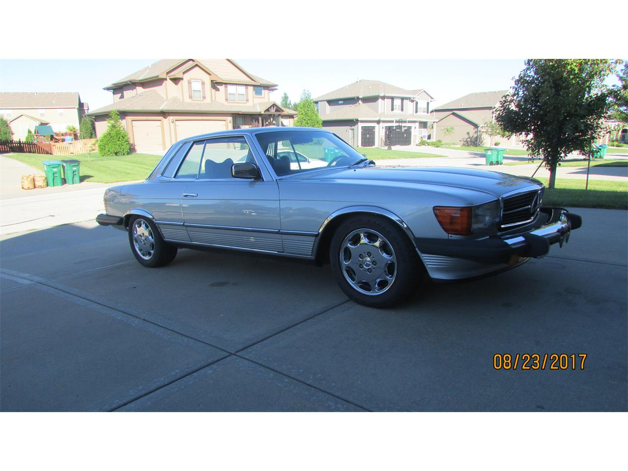 Large Picture of '79 Mercedes-Benz SL-Class located in Missouri - M6OQ